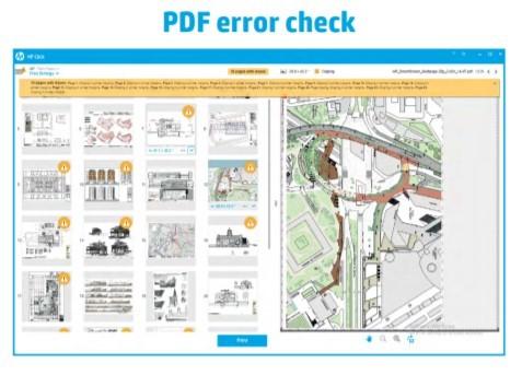 HP Click PDF printing