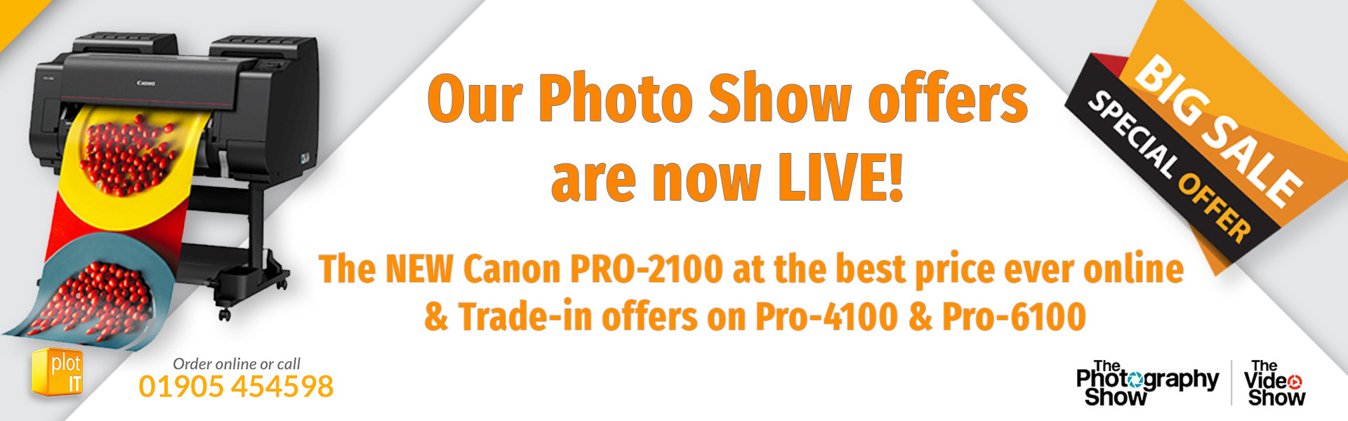 Canon imagePROGRAF Pro-2100 Pro-4100
