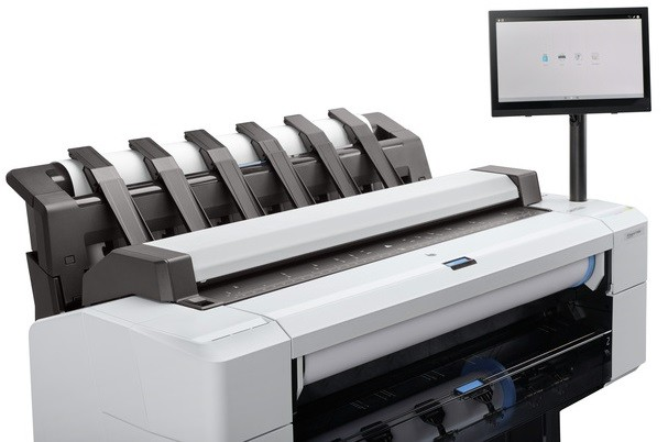 HP Designjet t2600 Large Touch Screen