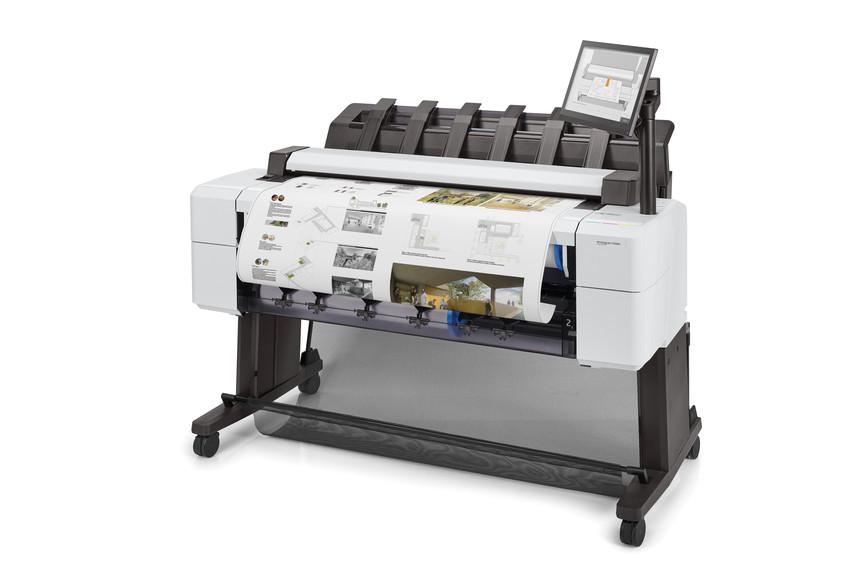 МФУ HP Designjet T2600