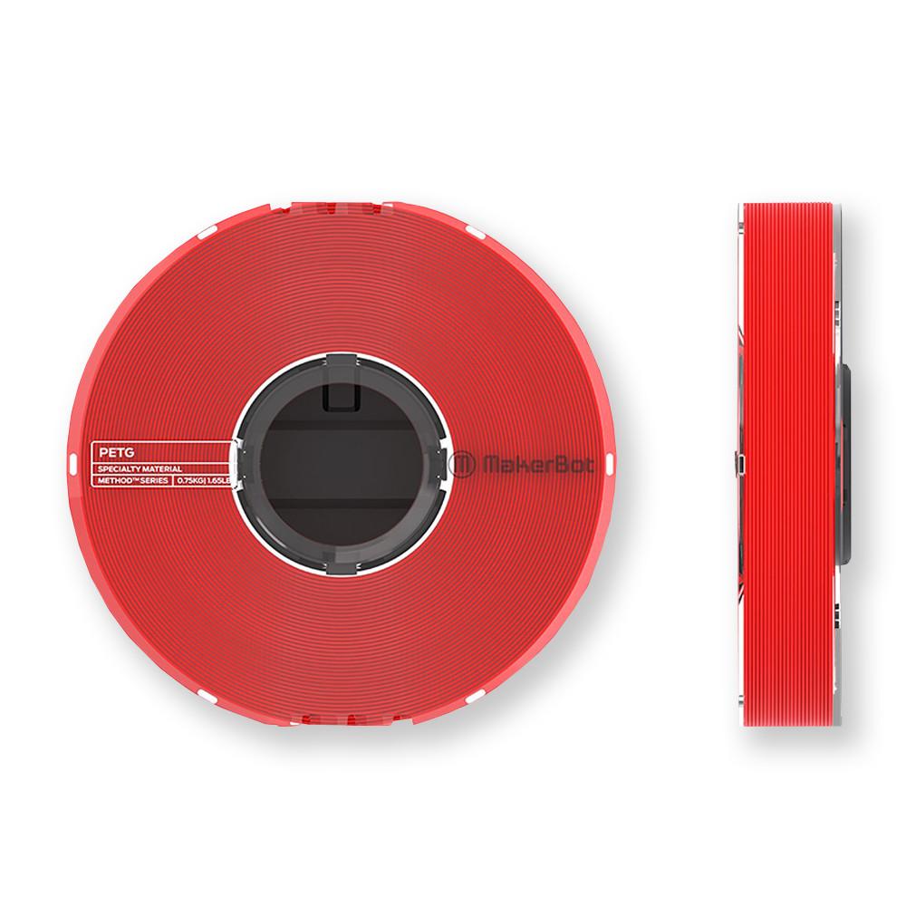 MAKERBOT PETG RED 375-0028A