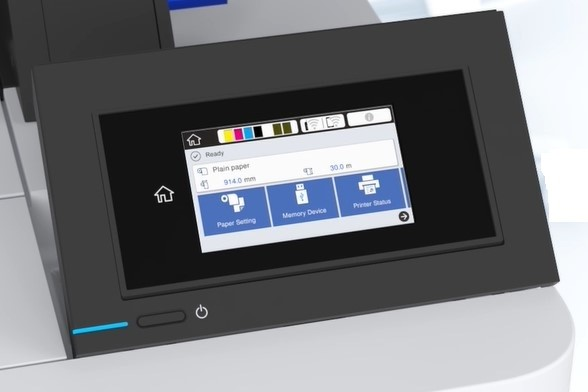 EPSON SCT-T5400 Touch Screen
