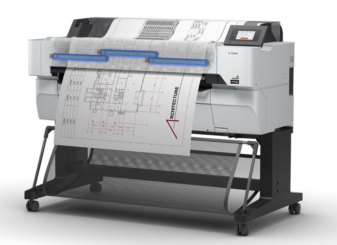 Epson SC-T5400M Scanner