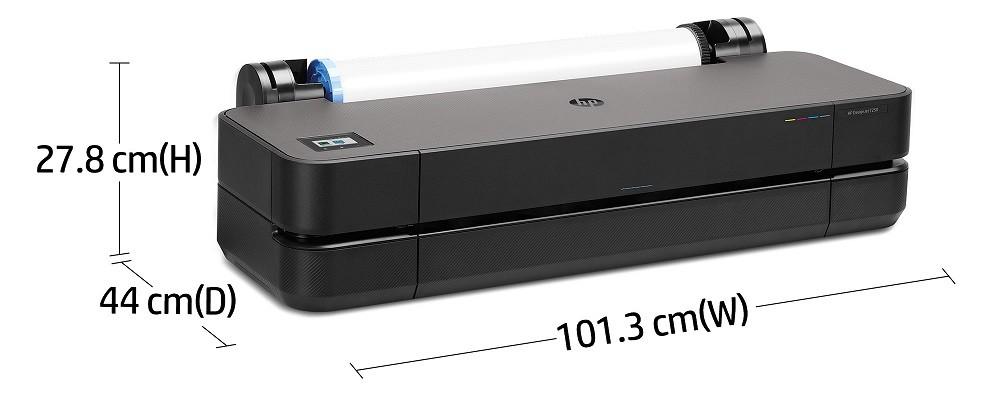 HP DesignJet T230 Dimensions