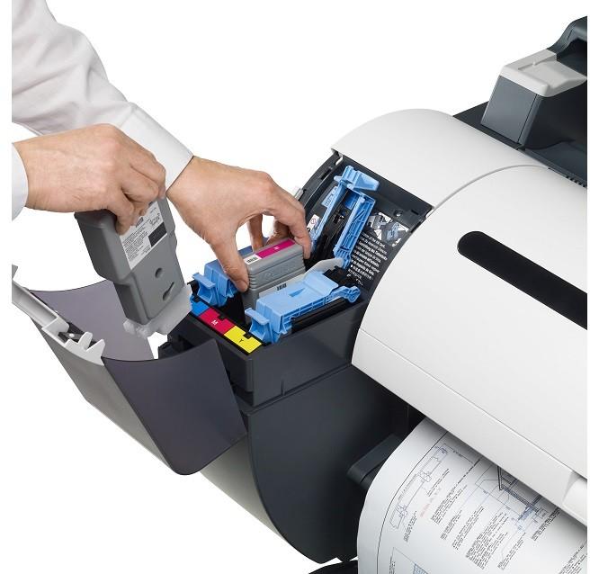 Canon iPF670 ink