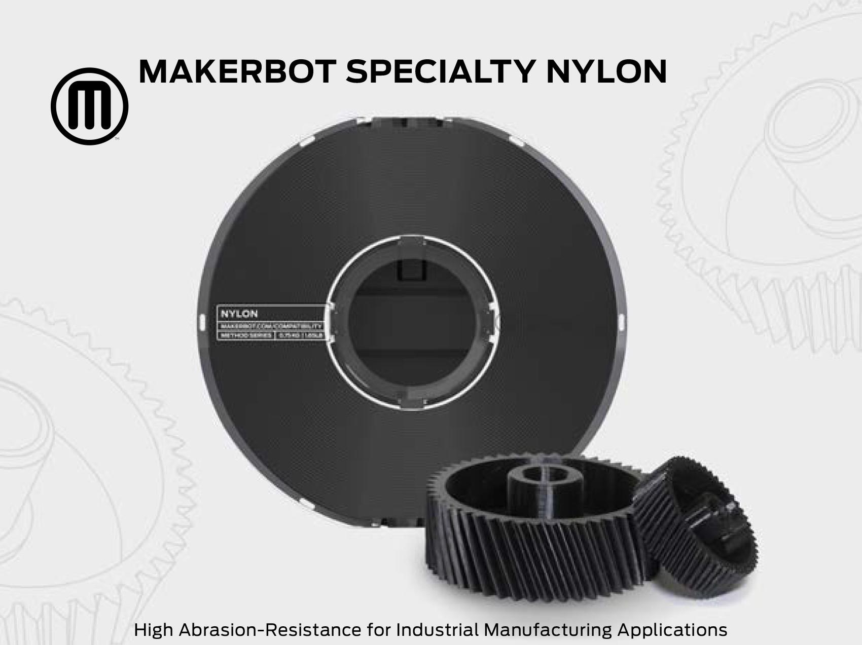 MakerBot Nylon Banner 1