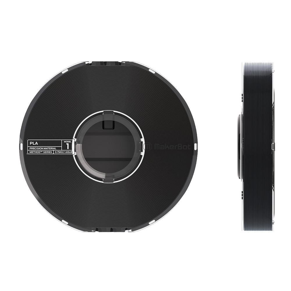 Method PLA Precision Material_True Black PLA - 375-0020A