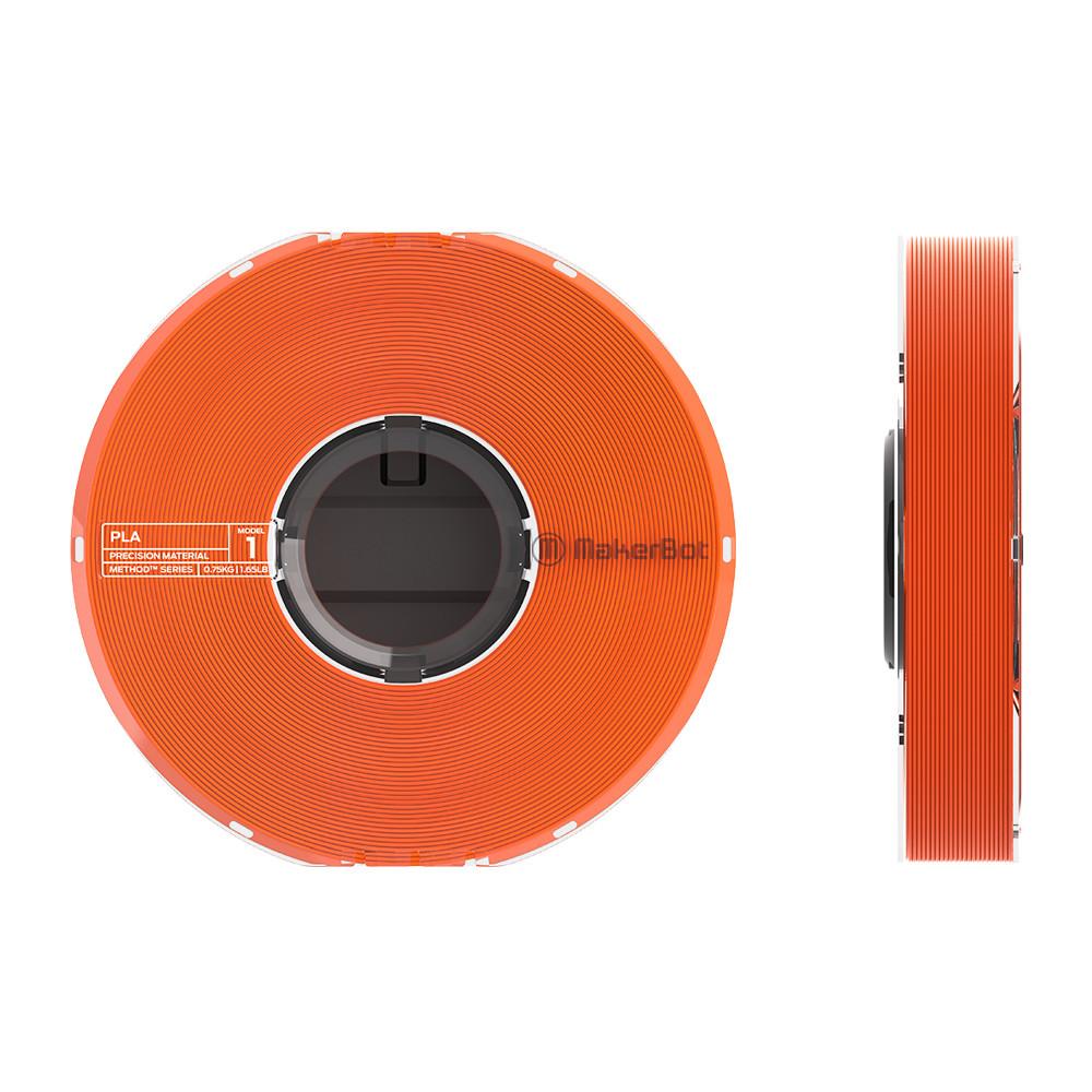Method PLA Precision Material_True Orange PLA - 375-0017A