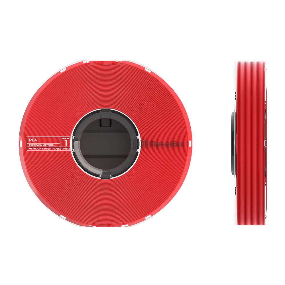 Method PLA Precision Material_True Red PLA - 375-0018A