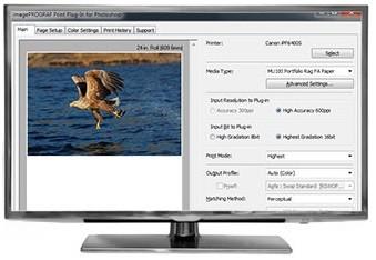 Canon Photoshop plug-in