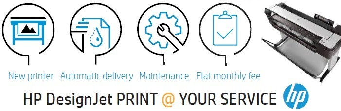 HP Print @ your service