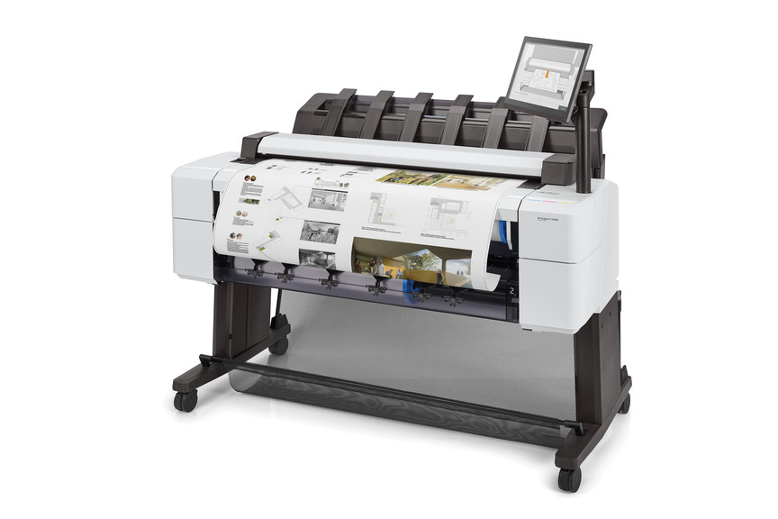HP Designjet T2600 MFP