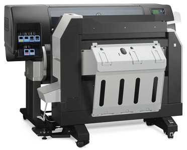 Gera folder with HP T7200