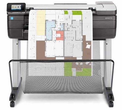 HP Designjet T830 24-inch A1