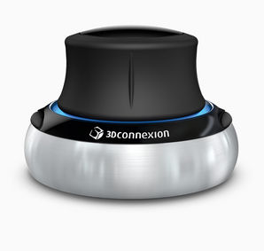 3Dconnexion SpaceMouse Compact 3DX-700059