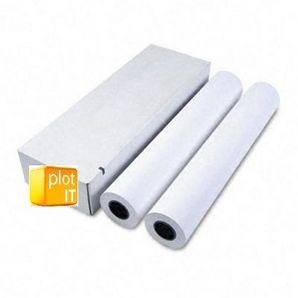 CAD inkjet Plotter Paper 90g/m² 420mm x 45.7mtr Box 2 Rolls