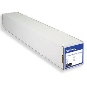 """SiHL PosterBright X 210 Matt 3282-36-30-3 210g/m² 36"""" 914mm x 30.5mtr Roll"""