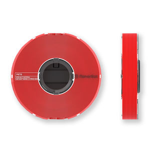 MakerBot Method PETG Speciality Material Red PETG 375-0028A