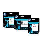 HP 72 Designjet T610 T620 T770 T790 T1100 T1120 T1200 T1300 T2300 eMFP Printheads