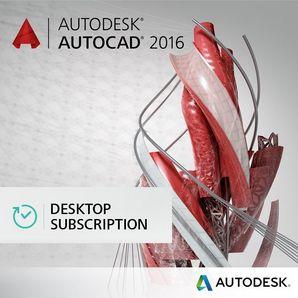 AutoCAD - 2 Year Desktop Subscription | Autodesk