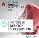 Annual Autodesk AutoCAD Architecture Desktop subscription - AutoCAD Architecture - Annual Desktop Subscription
