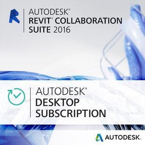 Autodesk Revit Collaboration Suite Annual Desktop Subscription