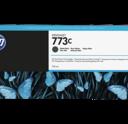 Black ink Cartridge - HP Designjet Z6600 Z6800 Z6810 773C Ink Cartridges