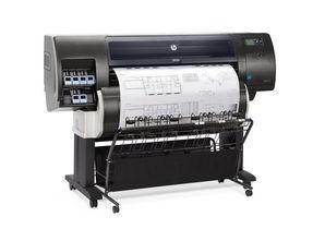 "HP Designjet T7200 42"" Production Printer F2L46A"