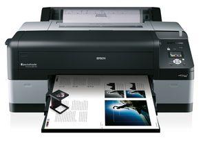 "Epson Stylus Pro 4900 17"" Colour Printer C11CA88001A0"