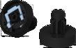Epson Roll Media Adapters (pair) C12C811241
