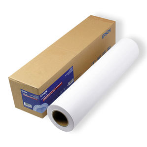 "Epson C13S042012 Water Resistant Matte Canvas 375g/m² 13"" x 6.1m roll"
