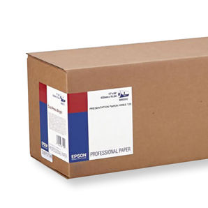 "Epson C13S045289 Production Presentation Paper HiRes 120g/m² 42"" 1067mm x 30m roll"