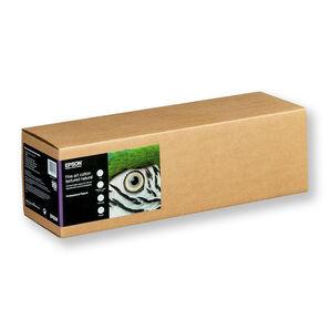"Epson C13S450280 Fine Art Cotton Textured Natural 300g/m² 64"" 1626mm x 15m roll"