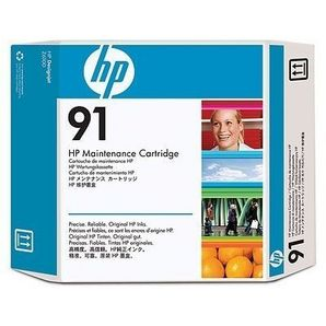 HP 91 Maintenance Cartridge C9518A - Designjet Z6100
