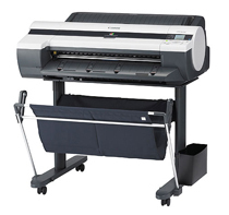 Canon imagePROGRAF iPF605 Printer A1 Size with STAND