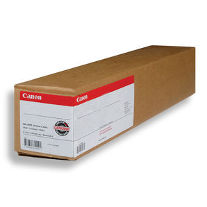 "Canon 3977B001AA Artistic Satin Canvas 350g/m² 24"" 610mm x 12m Roll"