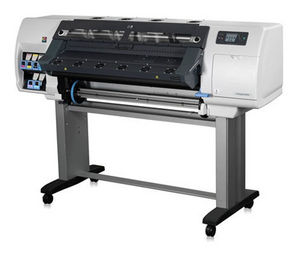 HP Designjet L25500 42-in CH955A wide format Latex Printer