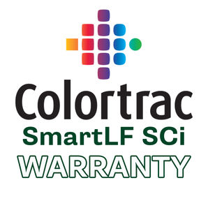 Colortrac 3 Year Warranty Extension for SmartLF SCi (within 2 yrs of scanner purchase) 5500C113