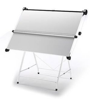Vistaplan Stratford Compactable A1 Drawing Board & Stand