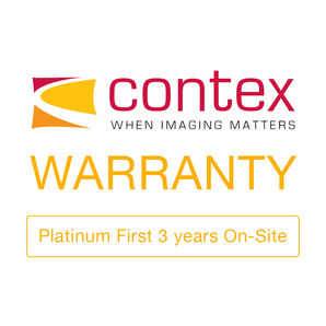 Contex Platinum First 3 years On-Site Warranty CON910