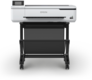 Epson SureColor SC-T3100N SC-T3100 A1 Printer: Epson SC-T3100 Stand with print collector