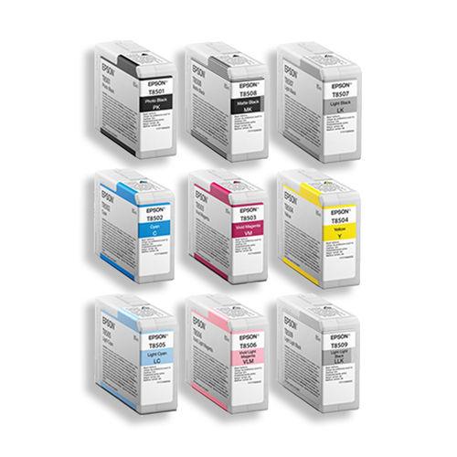Epson SureColor SC-P800 Ink Cartridges