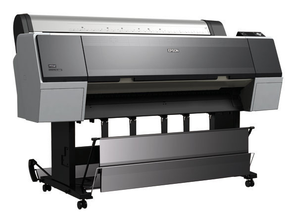 Epson Stylus Pro 9890 44 Inch Wide Format Printer C11cb50001a0