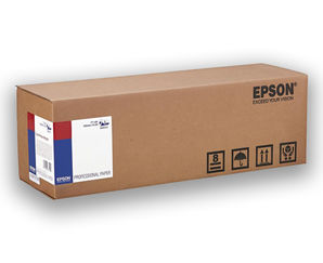 """Epson C13S042303 Cold Press Natural Paper 340g/m² 17"""" 432mm x 15m roll"""