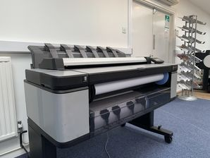 HP Designjet T3500 Showroom Unit 36-in Production Multifunction Printer B9E24A
