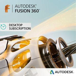 Autodesk Fusion 360 Desktop Subscription
