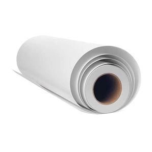 Premium Polyester 260g/m² Glossy Inkjet Canvas Roll