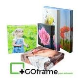GOframe Professional Canvas Displays