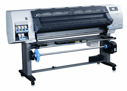 Discontinued Graphics printers - HP Designjet L25500 60-in CH956A