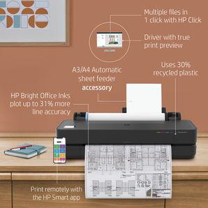 HP DesignJet T230 T250 24-in Printer